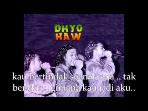 Dhyo Haw   Lebih baik kau diam   YouTube