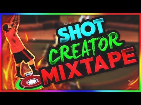 FIRST DRIBBLE GOD MIXTAPE OF NBA 2K18! SPEED BOOSTING SHOTMAKER MIXTAPE! DRIBBLE MIXTAPE NBA 2K18! - 동영상