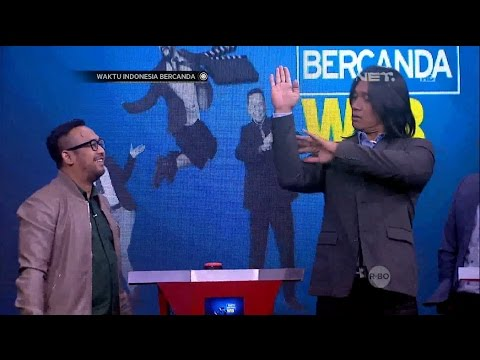 Waktu Indonesia Bercanda - Wadow Bedu Satu Tim sama Agung Hercules, Makin Stres Nih (1/5)