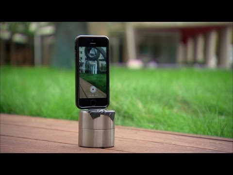 The Fix - Shoot a 360-degree time lapse with your phone