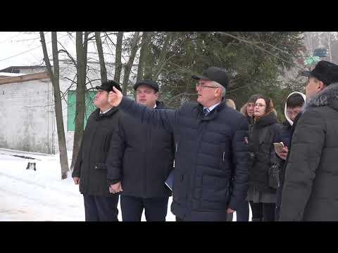 Визит губернатора Пензенской области в Сердобск