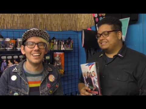 Southern California Comics Sundown Rundown: 1/25/2017 [BEING MATT HAWKINS]