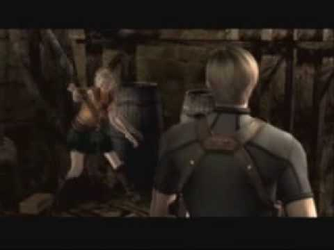 Resident Evil 4 - ps2 - Chapter 2-1 [part 3]