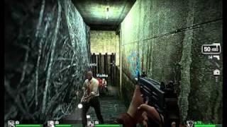 Left 4 Dead Custom Map Review: Fallen 1 of 5 - Kilplix N Friends
