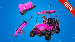 FREE paintwork for YOU! Free Gift | Fortnite Valentine's Day Event