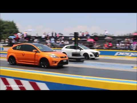 Focus ST vs Ibiza Bocanegra 2do Jale | Arrancones Pegaso Mayo 2018