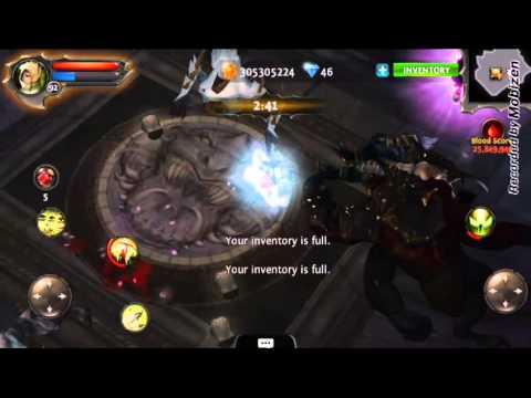 Dungeon Hunter 4-Blood Match