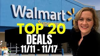 TOP 20 WALMART COUPONING DEALS LOTS OF FREE STUFF to Grab!