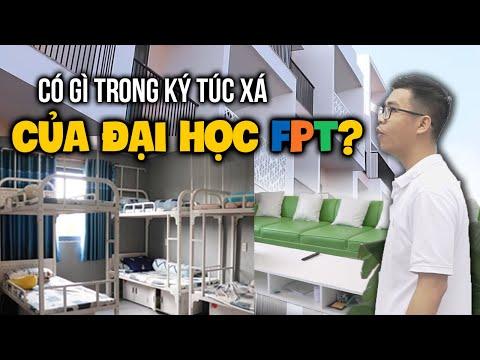 Có gì trong KÝ TÚC XÁ CỦA ĐẠI HỌC FPT??? | Hallo Cato