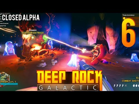 [6] Deep Rock Galactic Alpha w/ GaLm and friends