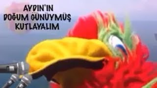 İyi ki Doğdun AYDIN ) 2.VERSİYON Komik Doğum günü Mesajı, DOĞUM GÜNÜ VİDEOSU Made in Turkey ) 🎂