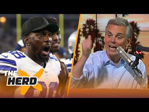 Colin Cowherd reacts to the Dallas Cowboys...