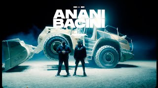KC Rebell x Summer Cem - ANANi BACiNi     prod  by Geenaro ft  Young Mesh Resimi