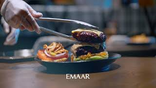 Instagrammable Burgers at The Dubai Mall