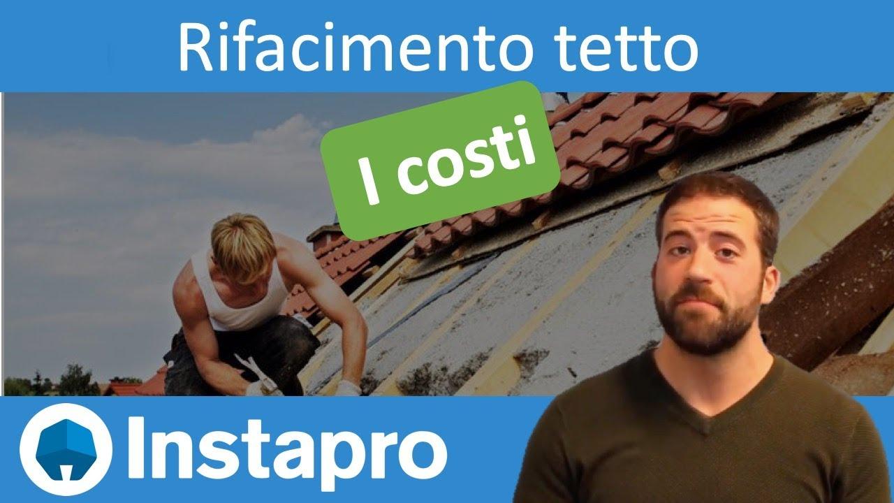 Quanto Costa Rifare Il Tetto quanto costa ristrutturazione tetto: la guida ai prezzi