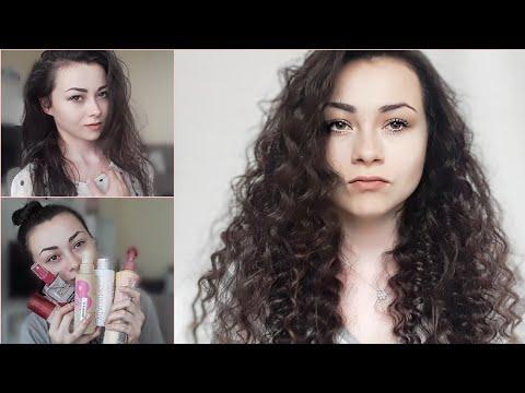 Saç Bakım Rutinim 2019   Hızlı Uzayan Saçlar   Büşra Bayram