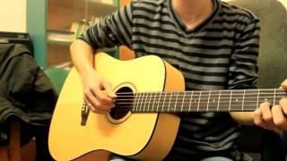 Tìm lại bầu trời Guitar Cover Version by Tùng Acoustic