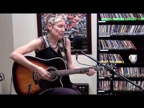 "Eliza Gilkyson ""All Right Here"" Live on Stay Tuned Radio"