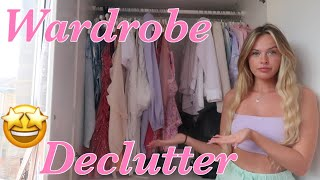 HUGE WARDROBE DECLUTTER!!🤭💖 ~ Selling On Depop!!❤️