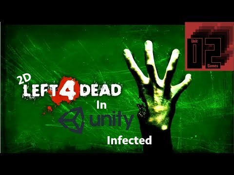 2D Left 4 Dead Clone in Unity - Infected