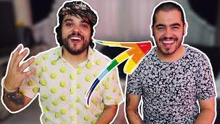 MEU IRMÃO ME CONTOU QUE É GAY | Rafinha Sanchez TV
