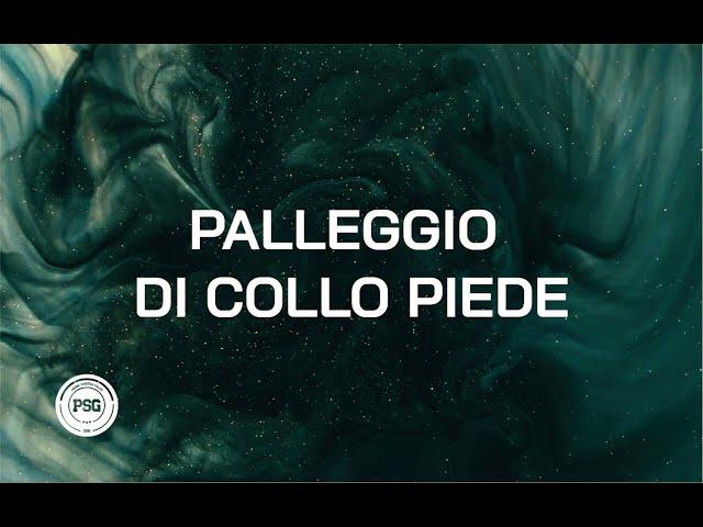 PALLEGGIO DI COLLO PIEDE