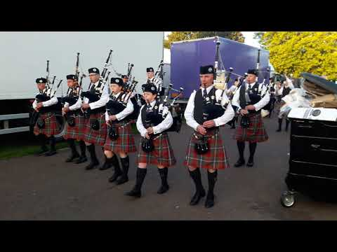 St. Joseph's Pipe Band of Clondalkin, World Pipe Band Championships 2017