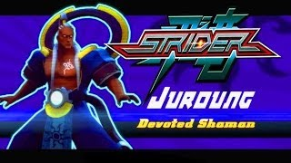 "STRIDER: 2014 Gameplay Walkthrough Part 16 (JUROUNG SHAMAN) HD XBOX ONE PS4 PC ""STRIDER PS4"""