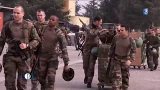 """Carnets de vol spécial """"opérations aéroportées"""" depuis la base de Francazal"""