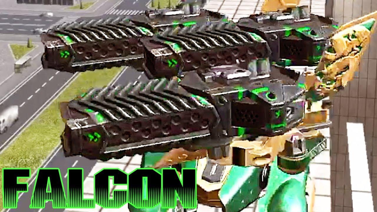 The Monster Shotgun Falcon - Triple Thunder With 71% Damage Increase - Ambushing & Destroying | WR