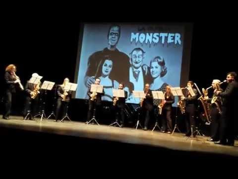 80's American TV  Ensemble para 6 saxofones