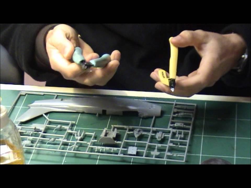 Les trucs et astuces de la maquette 1 le d graissage for Decoration trucs et astuces