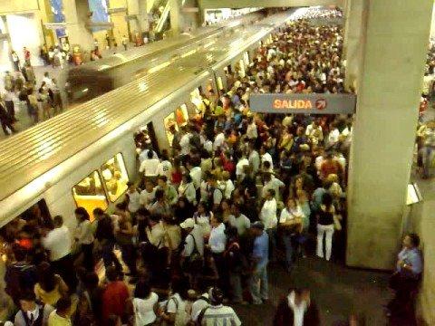 Metro de Caracas (Plaza Venezuela)