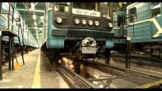 Профессии метро: слесарь по ремонту п/с
