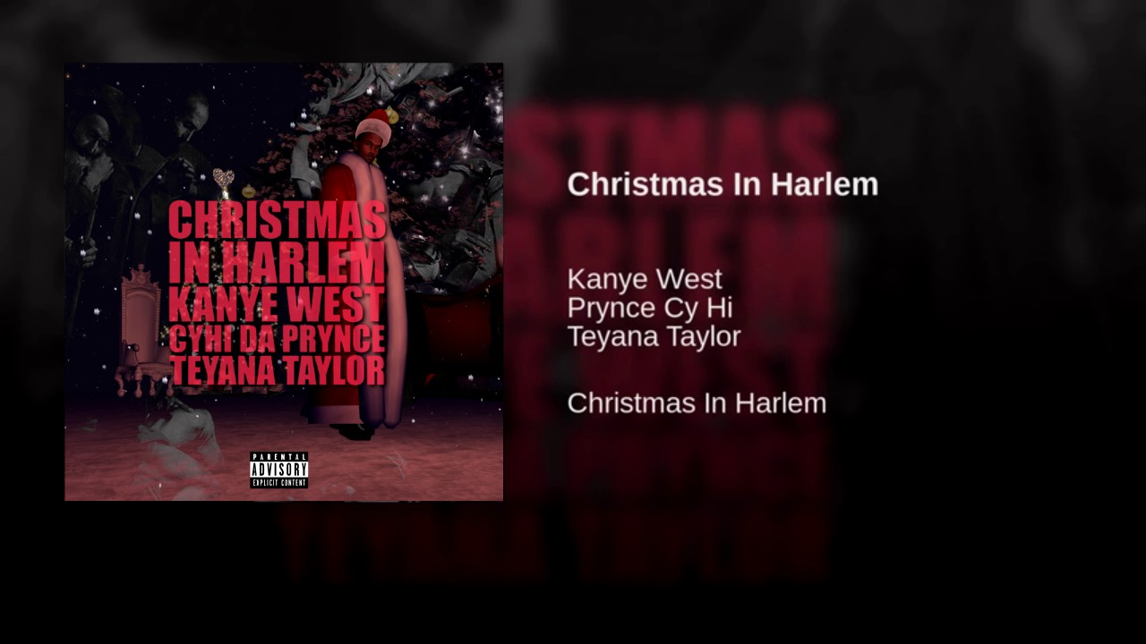 Kanye West Christmas In Harlem.Christmas In Harlem Kanye West Ft Teyana Taylor Cyhi The Prynce Imvu Single