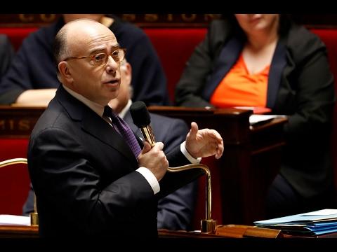 Bernard Cazeneuve fait ses adieux à l'Assemblée nationale