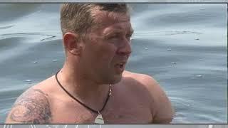 Подводное ориентирование. Кубок и юношеский чемпионат Украины в Старом Салтове