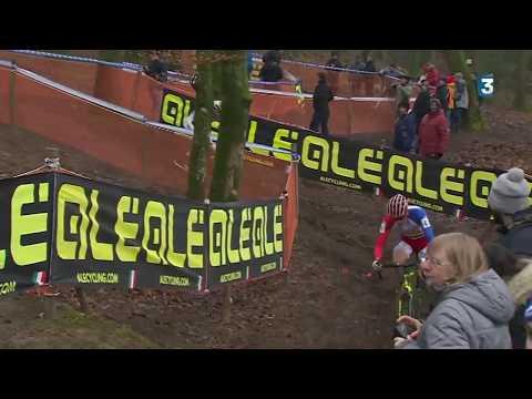 Championnats de France de cyclo-cross: revoir la course Elite hommes