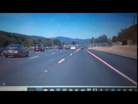 WIP: Automatic lane detection for self driving vehicle