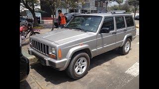 Jeep Cherokee Classic. Как тачка? Обзор, примерка,тест. Джип Чероки.