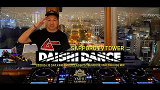 2020.06.13.SAT KING XMHU CLASSICS 90s HOUSE/ITALO HOUSE MIX DJ DAISHIDANCE Produced by @KINGXMHU_キングムー 会場:さっぽろテレビ塔(at ...