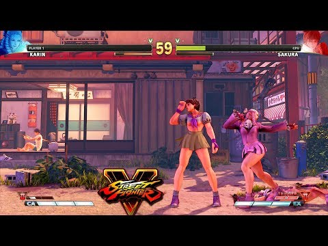 Full Download] Street Fighter 5 Mini Hot Outfit Sakura Mod