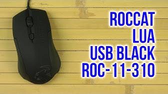 Распаковка Roccat Lua USB Black ROC-11-310