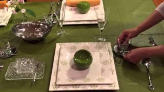 第7回 稲見和子テーブルコーディネート講座 テーブルコーディネート 検索動画 12