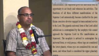 Attaining The Supreme by HG Bali Mardana Prabhu, 05-06-15