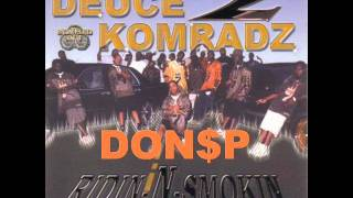 Deuce Komradz - Roll Wit Us