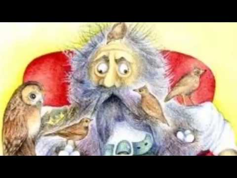 There Was an Old Man with a Beard by Edward Lear