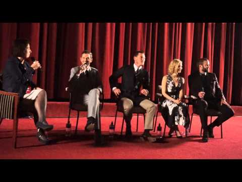 Dracula Untold Q&A With Luke Evans, Sarah Gadon, Diarmaid Murtagh And Gary Shore
