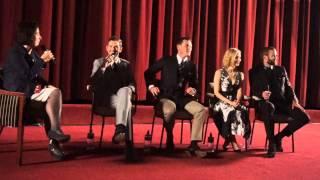 Dracula Untold Q&A With Luke Evans, Sarah Gadon, Diarmaid Murtagh And Gary Shore