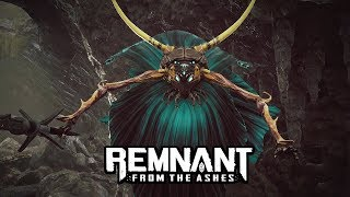 Remnant: From The Ashes - PC Gameplay | Ixillis XV & XVI Boss Fight